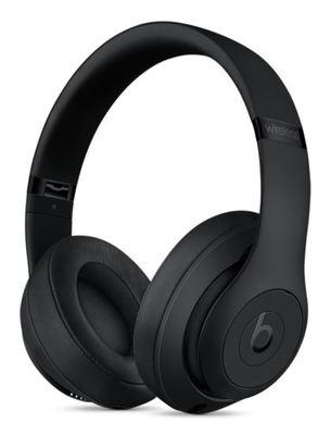 Beats Studio3 Wireless Over-Ear Headphones Matt Black