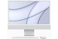"Apple 24"" iMac With Retina Display M1Chip 8 Core Cpu 8 Core Gpu 256GB Silver"