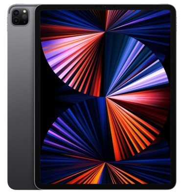 Apple 12.9-Inch iPad Pro Wi-Fi + 5G Cellular 256GB - Space Grey
