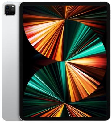 Apple 12.9-Inch iPad Pro Wi-Fi + 5G Cellular 256GB - Silver