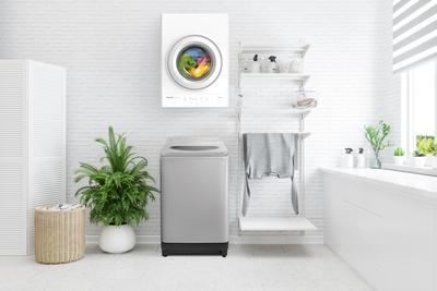 Panasonic open laundry f95ar1 e80ja1 inverted wall hung v2