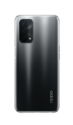 Oppo a54 5g fluid black back lowres