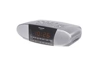 Panasonic Am/fm Stereo Clock Radio