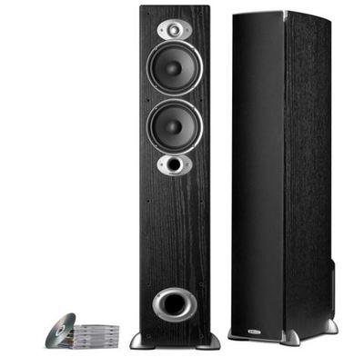 Polk RTI A5 Floorstanding Speakers (Pair) - Black