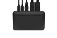 Brydge Stone Lite 5-Port USB Type-C Docking Station (Space Gray)