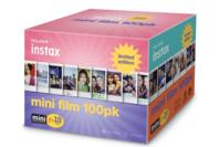 Fujifilm Instax Mini Film 100pk Limited Edition