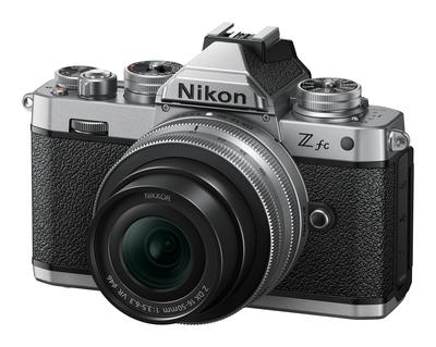Nikon Z FC Black Nikkor 16-50mm VR Silver + 50-250mm