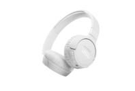 JBL Tune 660 On Ear Noise Cancelling Headphones White