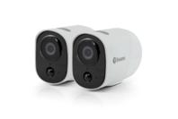 Swann Xtreem Wireless Security Camera - 2 Pack