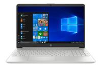 "HP 15.6"" Laptop Silver I3-1115G4 8GB (2X4GB) DDR4 128GB SSD"