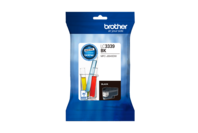 Brother LC3339XLBK Black Ink Cartridge - Single Pack