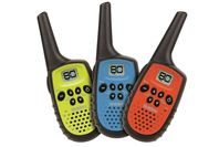 Uniden UHF Triple Colour Pack Handheld Radio