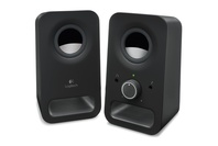 Logitech z150 Multimedia Speakers - Midnight Black
