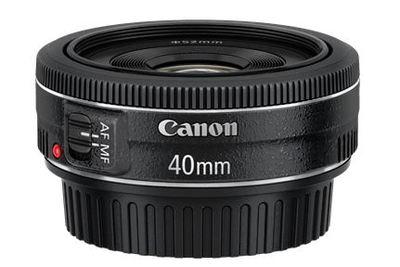 Canon EF 40mm f2.8 STM Lens