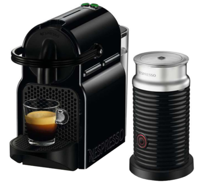 De'Longhi Inissia Coffee Machine - Black