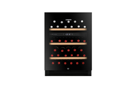 Vintec 40 Bottle Dual Zone Wine Cabinet
