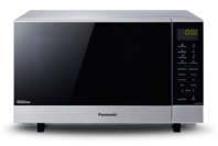 Panasonic 27L Microwave - Stainless Steel