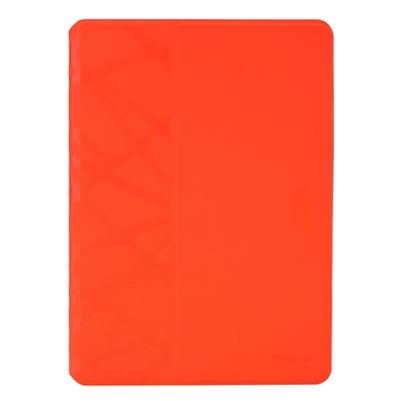 Targus iPad Air 2 EverVu Case - Fiesta Red w Beam Debossed