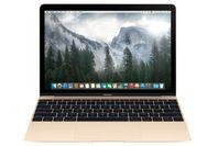 Apple 12 inch MacBook - Gold 512GB