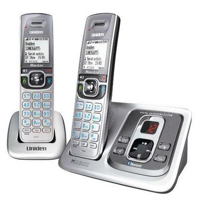 Uniden XDECT5135+1 Twin Handset