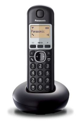Panasonic Digital Cordless Phone - Black