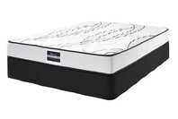 SLEEPMAKER CAPRI FIRM MATTRESS & BASE DOUBLE