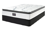 SLEEPMAKER MONTEGO PLUSH MATTRESS SINGLE