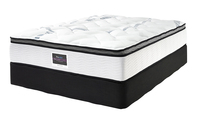 SLEEPMAKER MONTEGO MEDIUM MATTRESS & BASE KING SINGLE
