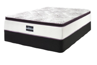 SLEEPMAKER SAVANNAH PLUSH MATTRESS DOUBLE