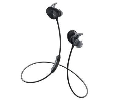 Bose SoundSport In Ear Wireless Headphones - Black
