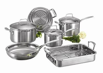 Scanpan Impact 6 Piece Cookware Set