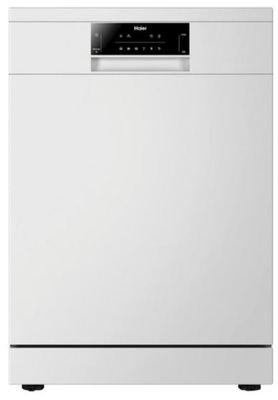 Haier White Freestanding Dishwasher