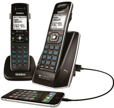 Uniden Long Range Twin Phone