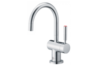 InSinkErator Near-Boiling Filtered Water Tap - Chrome